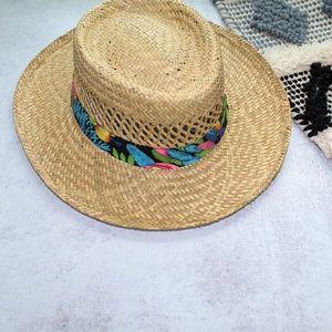 Summer Island Beach/Summer Straw Hat